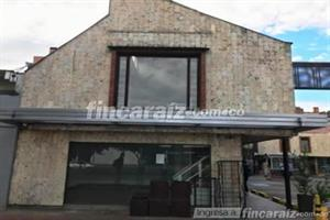 Arriendo de Local Comercial en SANTA BARBARA OCCIDENTAL, Bogotá D.C. con  Estrato 5 y Área 110.0 m2